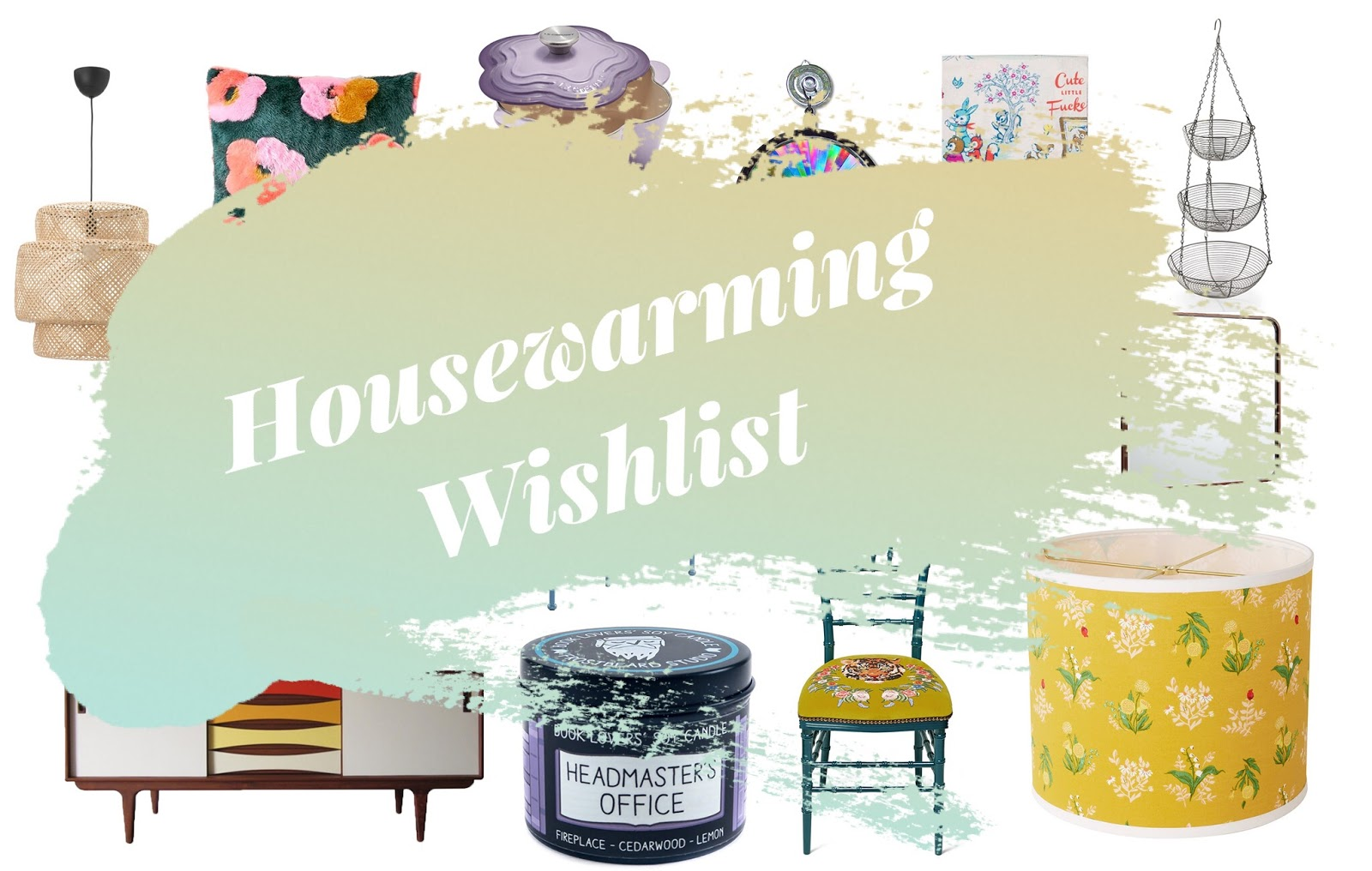 a design kit, poppyseeder housewarming wishlist