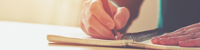 panduan menulis blog di sini