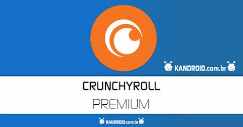 Crunchyroll - Anime e Drama Apk Mod [Sem Anúncios e Opções Premium]