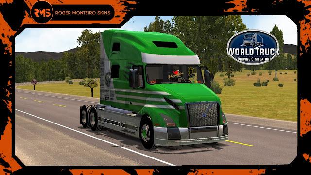 Roger Monteiro Skins - Skins WTDS Volvo VNL 860