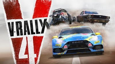V-Rally 4 Free Download