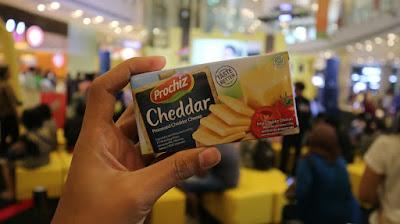 Keju Cheddar