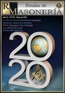Retales Masonería 103 – Enero 2020