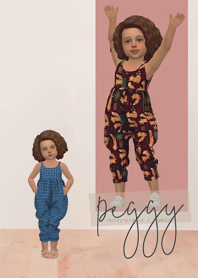- ̗̀ Peggy Jumpsuit V2  ̖́- (TS4)