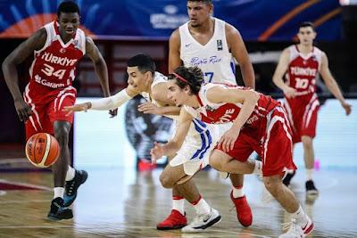 FIBA U17 World Cup Türkiye - Porto Riko
