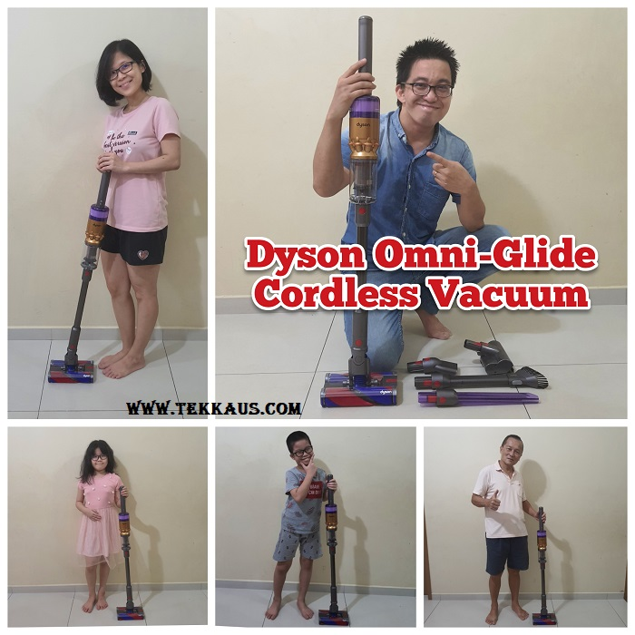 Dyson Omni-Glide Cordless Vacuum Review