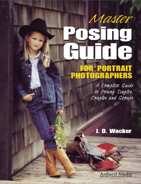Portada del libro Guia maestra de poses para retratratos
