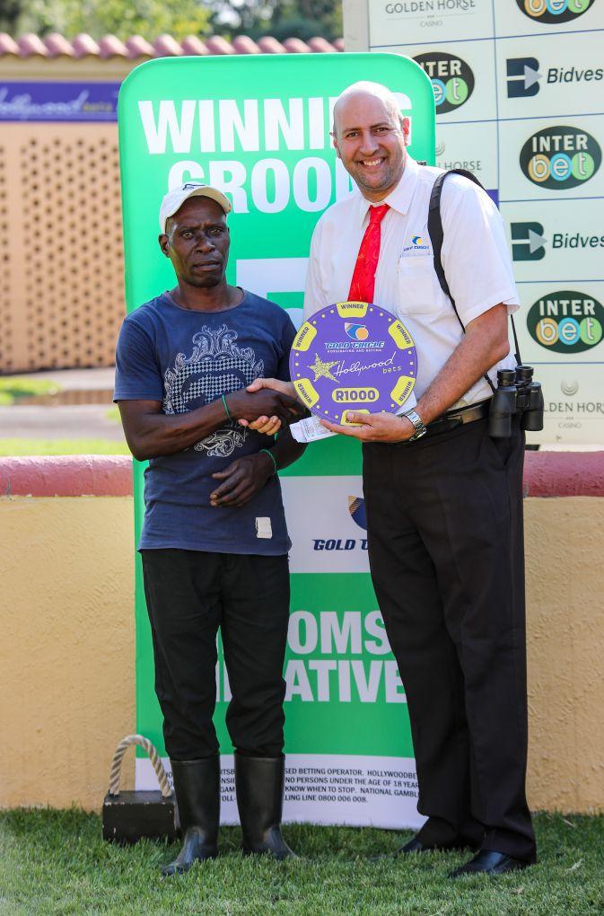 20200129 - Race 7 - Zwelisha Myendelu - MAI TAI