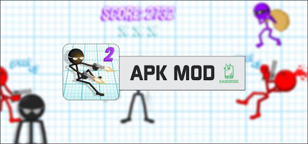 Gun Fu: Stickman 2 v1.15.1 APK Mod [Dinheiro Infinito]