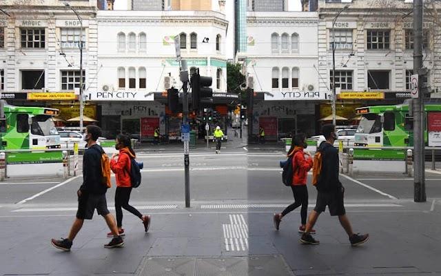 Αυστραλία: Παράταση για μία εβδομάδα της υποχρεωτικής χρήσης μάσκας στο Σίδνεϊ