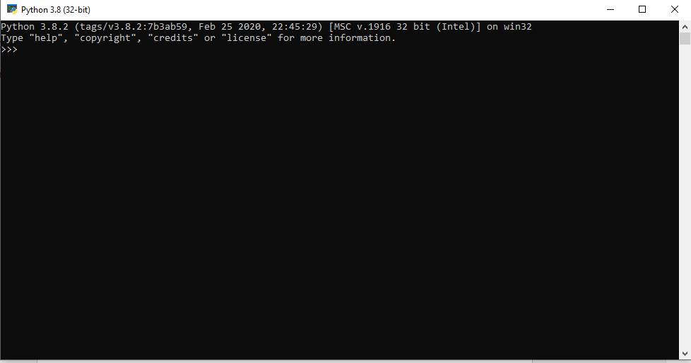 Cara Mendeklarasikan Sebuah Variable pada Python