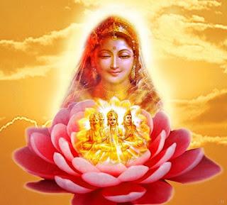 Aditi - Vedic Goddess - Mother of the Gods