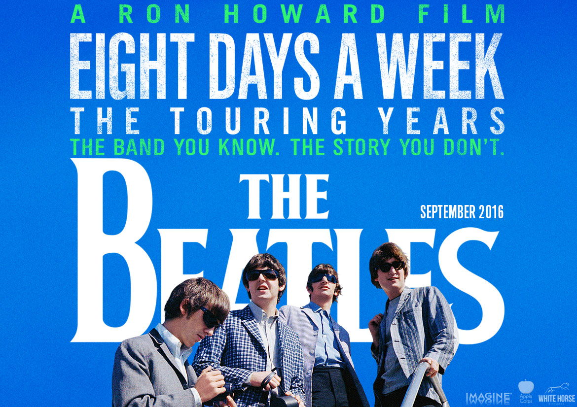 трейлер фильма The Beatles: Eight Days a Week - The Touring Years
