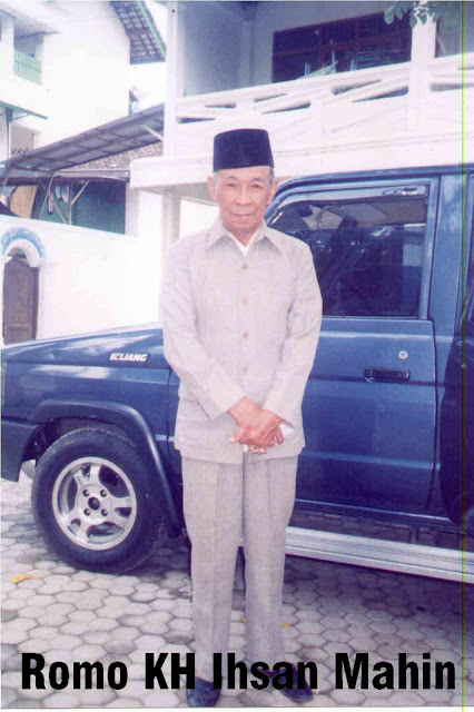 KH Ihsan Mahin PA