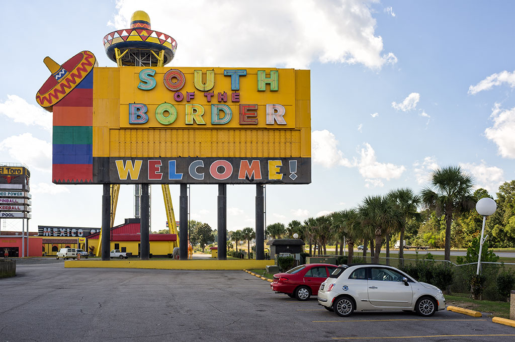 South of the Border, South Carolina