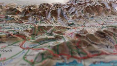 Dasar-dasar Peta dan Pemetaan dalam Pendakian Gunung