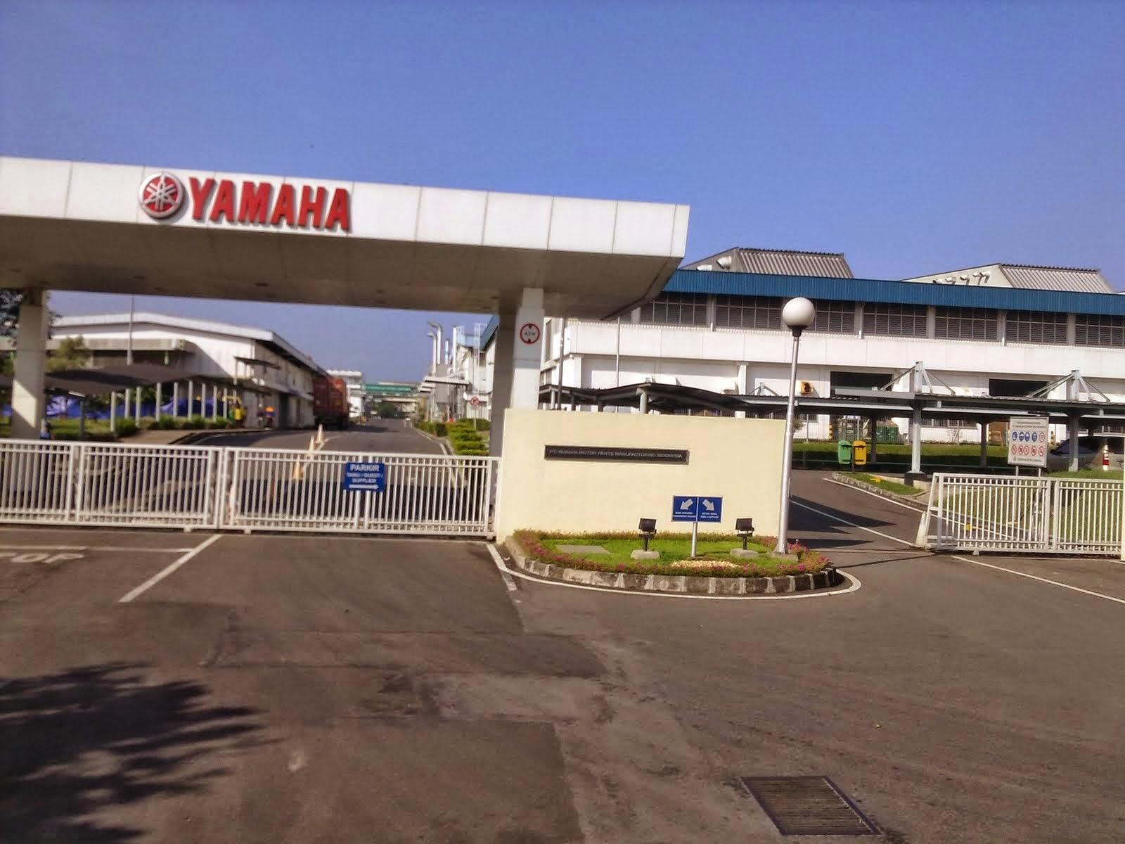 ADA JOBS - Lowongan Kerja PT. Yamaha Indonesia Manufacturing Motor Pulo Gadung (PT YIMM)