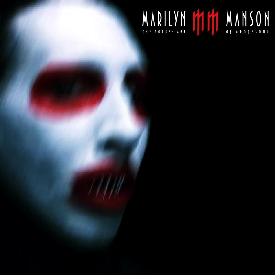 Marilyn Manson The Golden Age Of Grotesque Logo