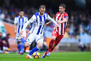La Liga 2019 : Real Sociedad vs Athletic Bilbao live video Streaming Today 2nd Feb 2019
