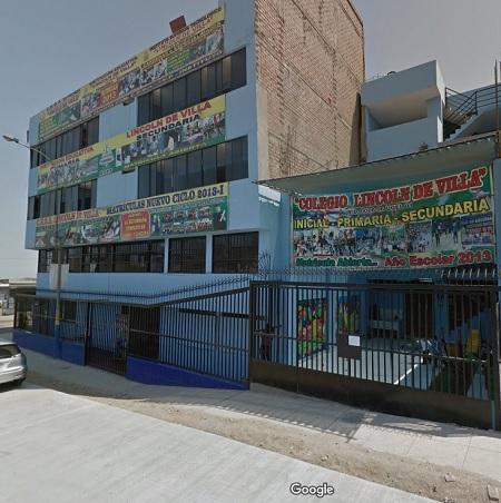 Colegio LINCOLN DE VILLA - Villa El Salvador