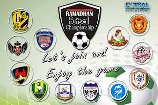 Ramadhan Futsal Championship Desa Kacangan Diikuti 12 Team