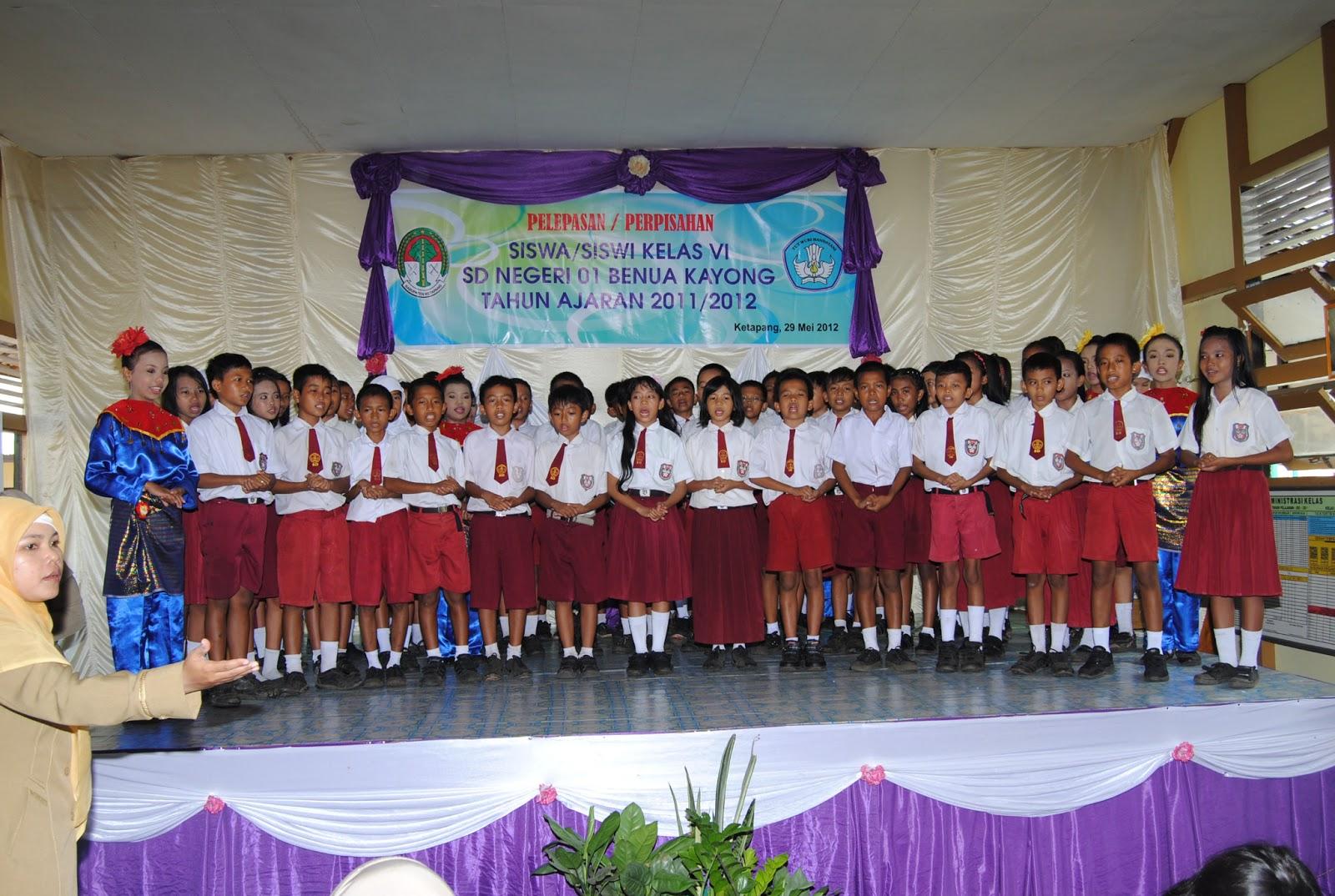Pidato Perpisahan Sd Kelas 6 Singkat Terbaik Operator Sekolah