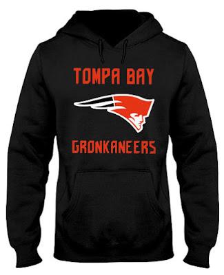 Tompa bay gronkaneers hoodie,  Tompa bay gronkaneers sweatshirt,  Tompa bay gronkaneers t shirt,