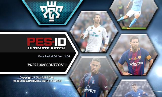 Free Donlowad PES (Pro Evolution Soccer) 2013 update terbaru 2018
