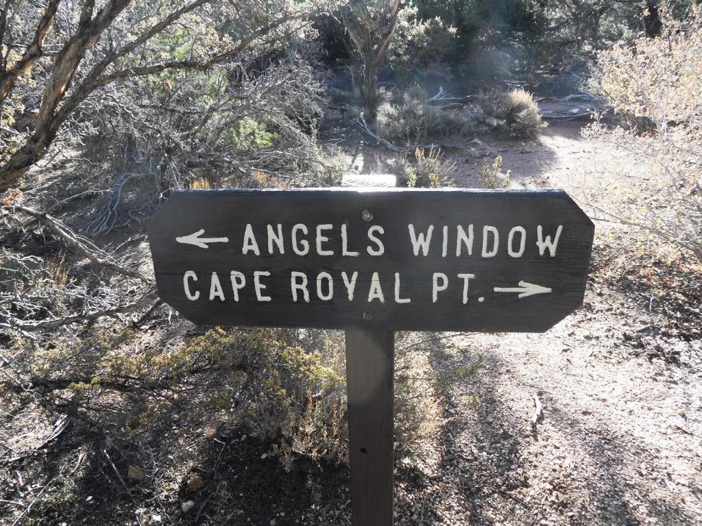 Cape Royal, Grand Canyon, North Rim