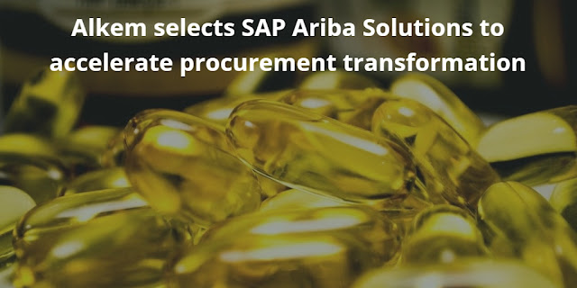 Alkem selects SAP Ariba Solutions to accelerate procurement transformation