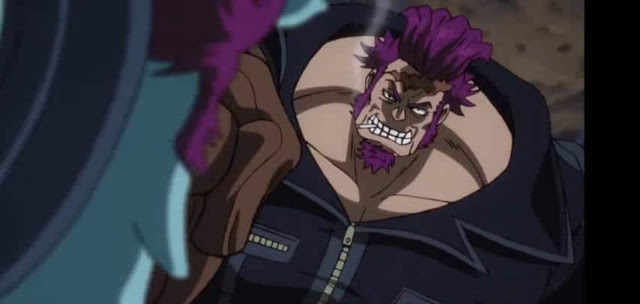 One Piece Episode 895: Cidre, Pemburu Hadiah Terkuat!