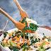 Asian Rice Noodle & Cavolo Nero Salad...