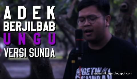 Lirik Lagu Adek Berjilbab Ungu Versi Sunda