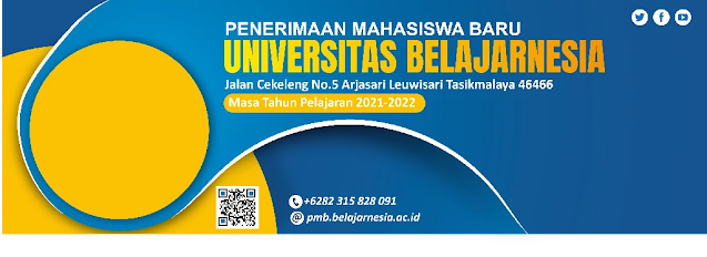 Download Banner Penerimaan Mahasiswa Baru Coreldraw Dan Illustrator