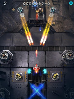 Sky Force Reloaded game android terbaik
