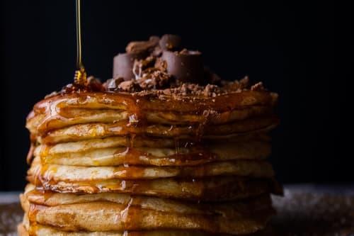 How To Make Homemade Chocolate Chip Pancakes Recipe