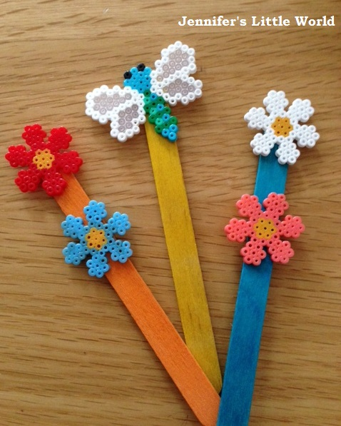 Jennifer 39 s little world blog parenting craft and travel for Small flowers for crafts