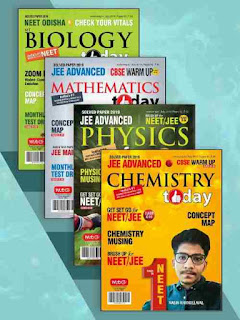 MTG Books for JEE/NEET PDF