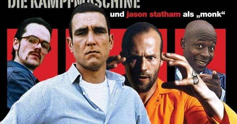 The Gone Girl With Dragon Tattoo Hindi Dubbed Movie Download: Mean Machine 2001 Watch Online HD