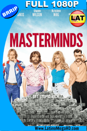 Mentes Maestras (2016) Latino Full HD 1080P (2016)