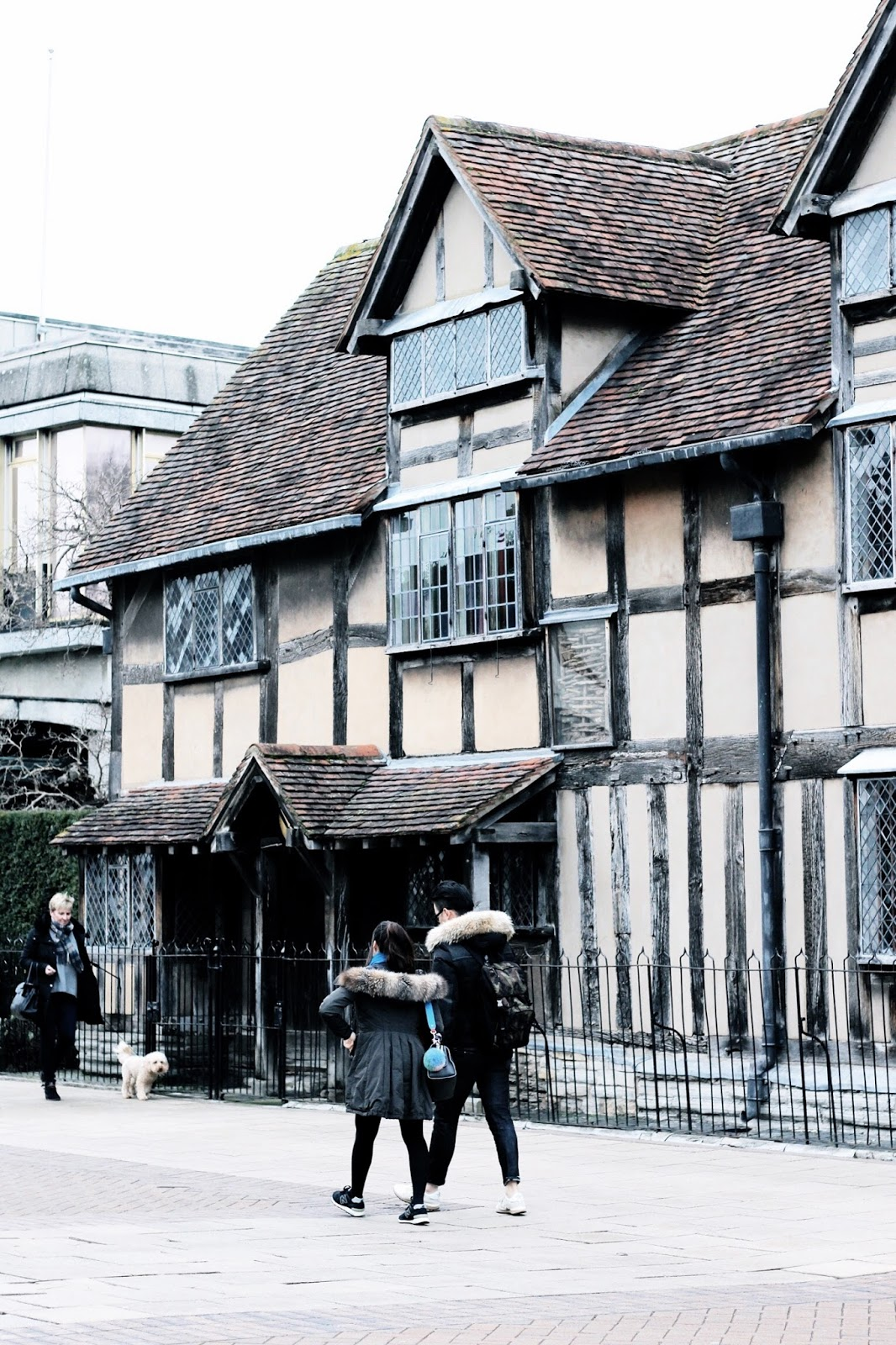 Birthplace of Shakespeare in Stratford-upon-Avon