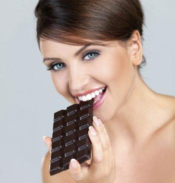 لماذا يجب عليك تناول الشوكولاتة؟