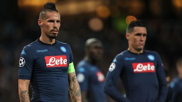 Prediksi Napoli vs Inter Milan, 21 Oktober 2017