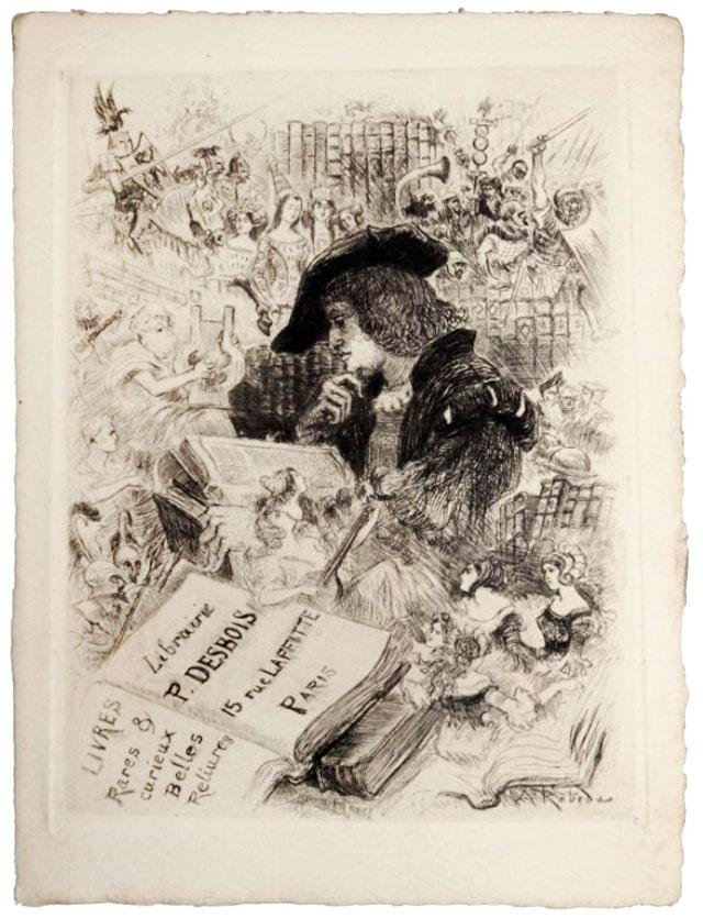 http://www.ebay.fr/itm/Vers-1900-1901-Albert-Robida-Carte-librairie-P-Desbois-Paris-Rare-/232081019850