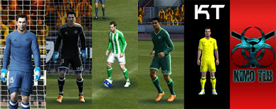 PES 2013 Real Betis Full GDB 2016-17 By KIMO T.L.B 19