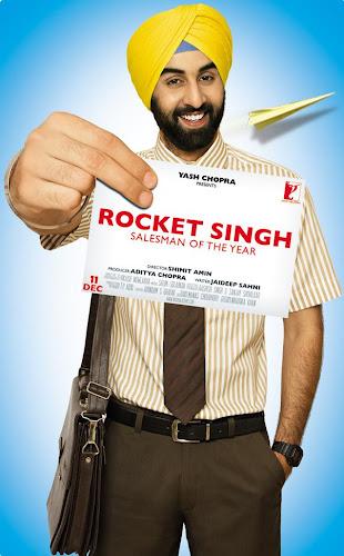 Rocket Singh (2009) Movie Poster
