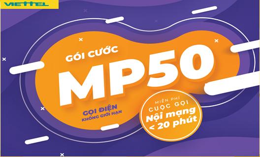 Gói MP50 Viettel