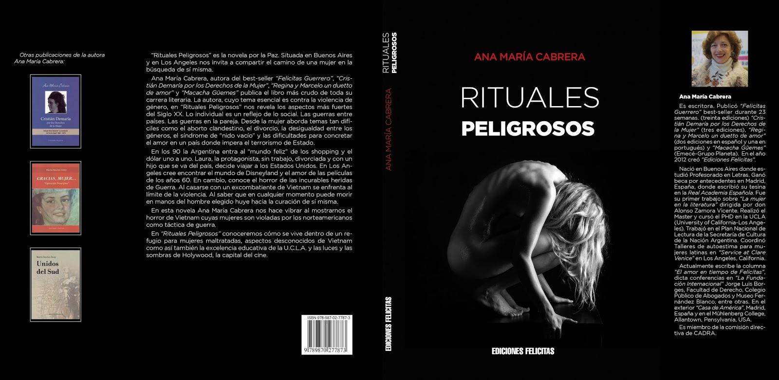 Los libros de Ana María Cabrera f1d447266aa7