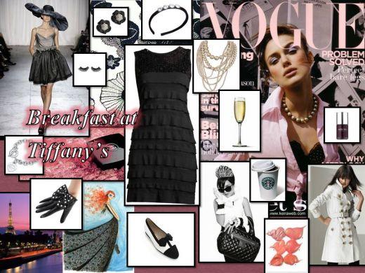 Art Project 2013 Fashion Mood Board
