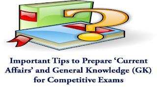 GK Preparation Tips